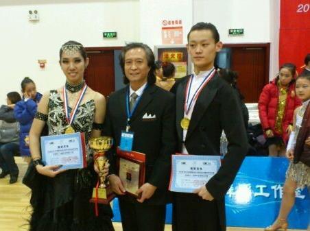 濟南名尚體育舞蹈