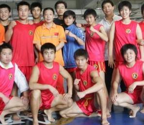 鄭州洛齊泰拳搏擊會館
