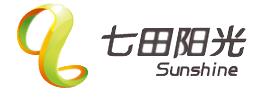 上海七田阳光教育logo