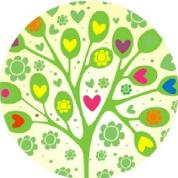上海安心树少儿成长中心logo