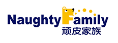 上海顽皮家族宠物美容logo