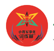 中国小将军军事夏令营logo