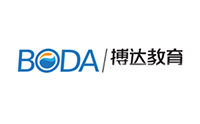 廣州市博達教育logo