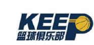 上海KEEP篮球俱乐部logo